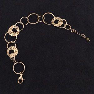 Silpada link bracelet